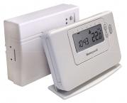 Termostat bezdrátový digitální programovatelný 7 denní přepínací kontakty