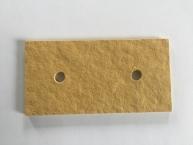 Izolace kouřového nástavce 134x67 - 8 mm